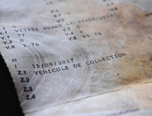 Le Rétrofit accessible aux véhicules disposant d'une carte grise collection